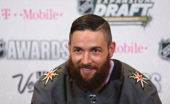 Deryk Engelland Golden Knights