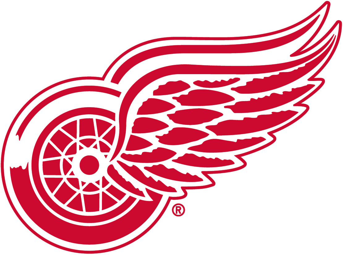 Detroit Red Wings logo.
