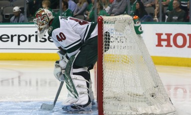 Can Dubnyk Keep This Run Going?