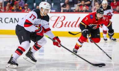 Devils' Agostino Proving to Be Savvy Waiver Claim
