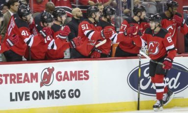 Devils' Lineup Lacking Continuity