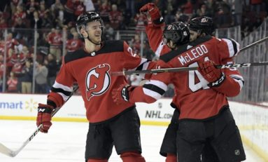 Devils Lost Season Filled With Silver Linings
