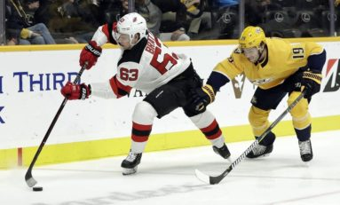 Devils Performance Gives Reason for Optimism
