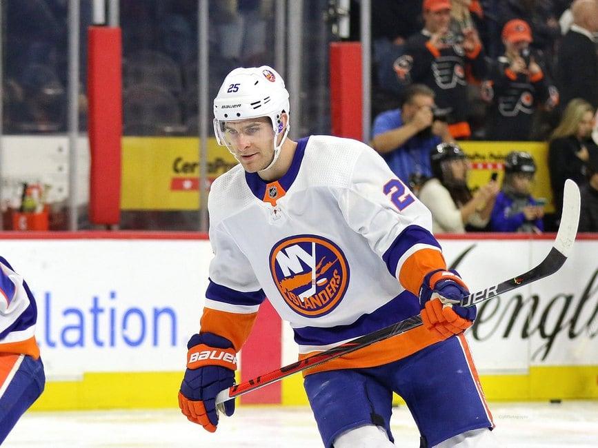Devon Toews New York Islanders