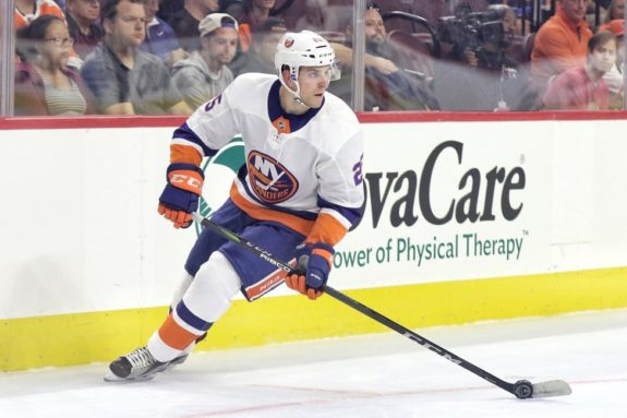 Devon Toews - Islanders