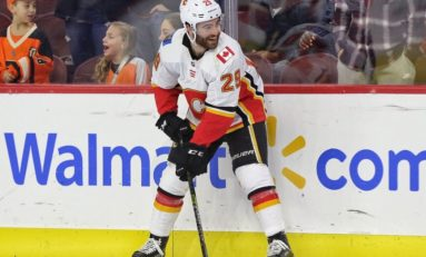 Flames Looking for Dube to Have a Breakout Season