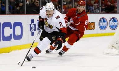 Senators Seeing Success From Phaneuf Trade