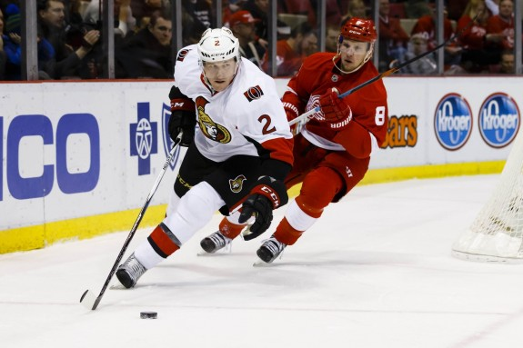 Dion Phaneuf, Fantasy Hockey, NHL, Ottawa Senators