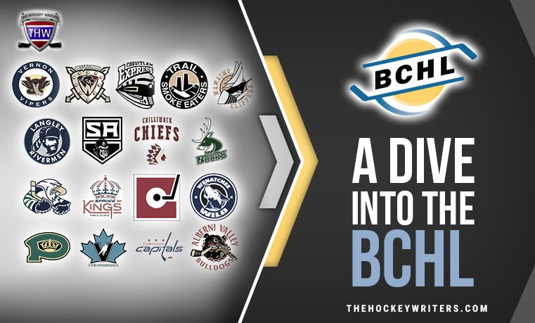 A Dive Into the BCHL