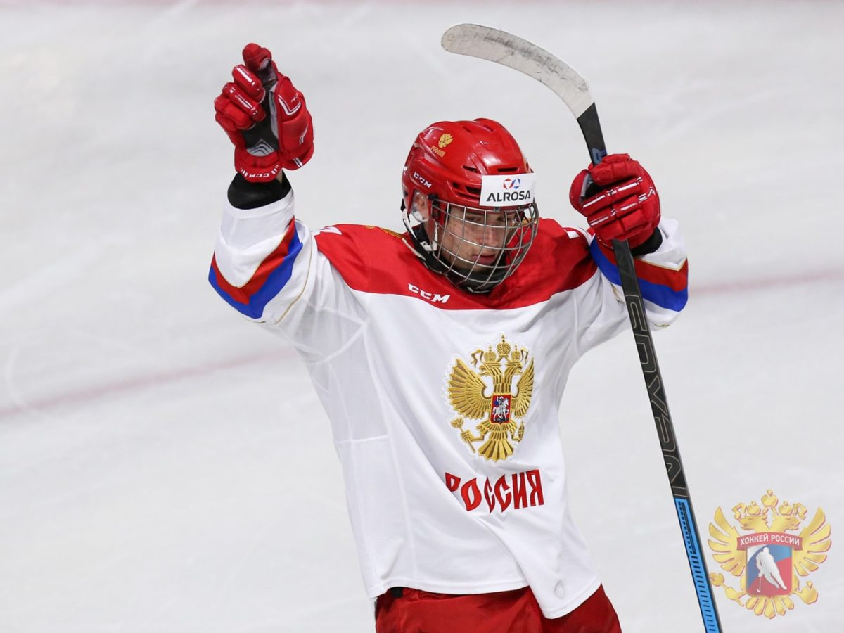 Dmitri Zlodeyev Team Russia