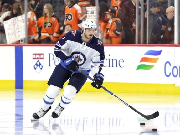 Dmitry Kulikov Winnipeg Jets