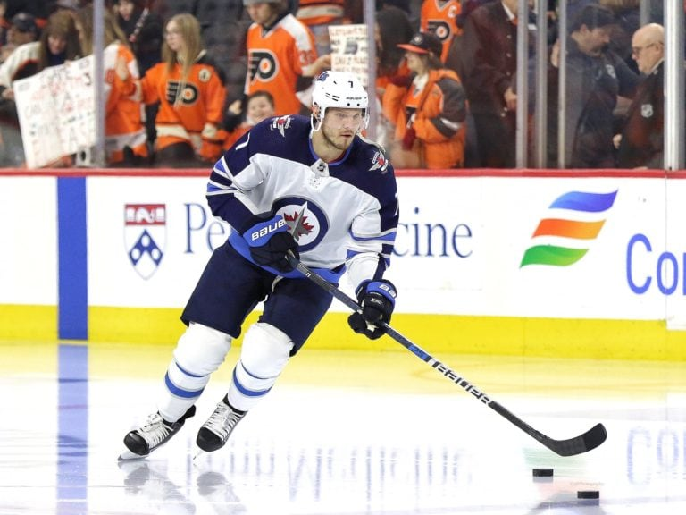 Dmitry Kulikov Winnipeg Jets