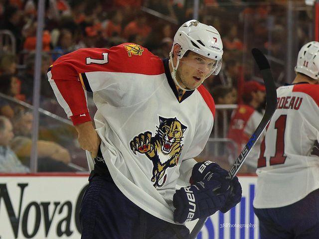 Dmitry Kulikov, Florida Panthers
