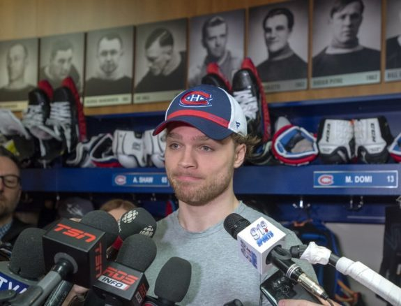 Max Domi Montreal Canadiens