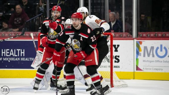 Dominic Turgeon Grand Rapids Griffins AHL