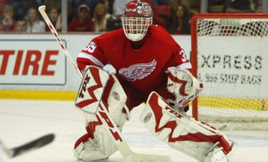 Red Wings 12 Days of Hockeymas: 2 William M. Jennings Trophy Seasons