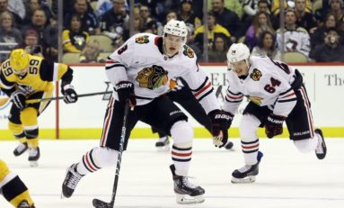 Blackhawks on the Road, Look to Get Back on Track