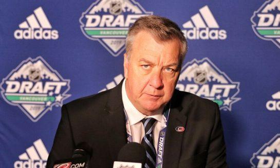 Carolina Hurricanes & the Kraken Expansion Draft
