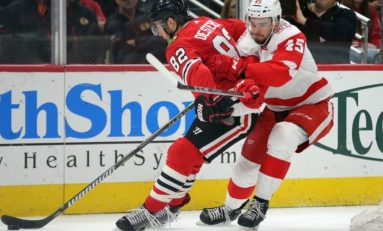 Detroit Red Wings Forgotten Prospects