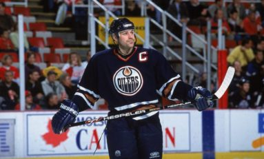 Oilers' Forgotten Greats: Doug Weight