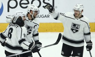 Los Angeles Kings' 9 Best Fantasy Hockey Picks for 2021