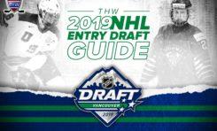 2019 NHL Draft Rankings - Final Edition