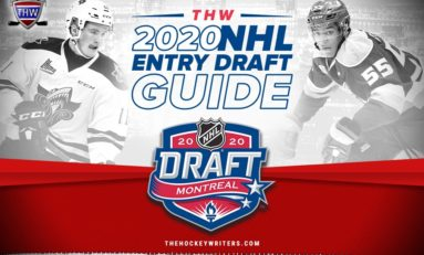 2020 NHL Draft Guide - Updated