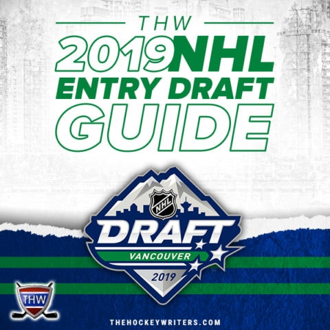 Vancouver THW 2019 NHL Entry Draft Guide (Square)