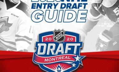 Evan Vierling - 2020 NHL Draft Prospect Profile