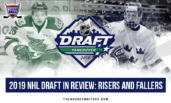 2019 NHL Draft in Review: Risers and Fallers