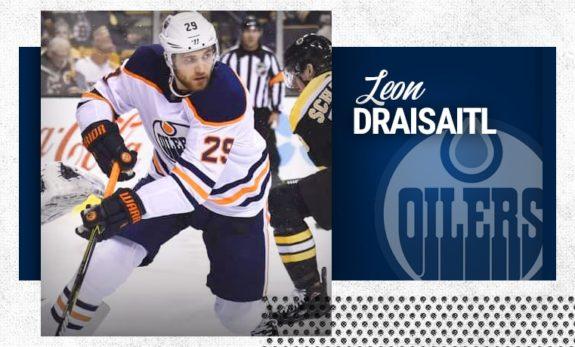 Leon Draisaitl- Oilers