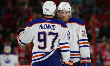 Oilers Forwards Have New Marching Orders