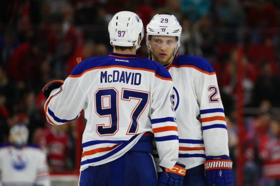 Connor McDavid, Leon Draisaitl