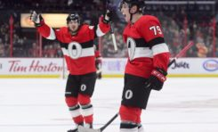 Senators News & Rumours: Opening Night Roster, Brown, Lajoie & More