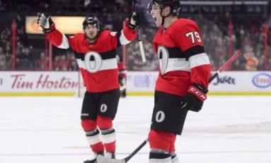 Ottawa Senators Jersey History