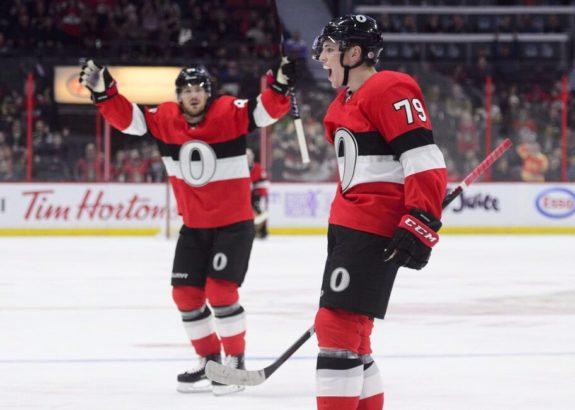 Ottawa Senators Drake Batherson