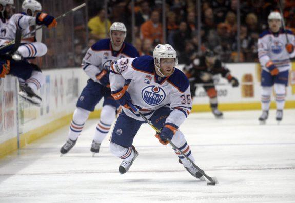 Drake Caggiula, Oilers
