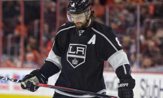 Kings' 3rd Period Rally Is Too Little, Too Late