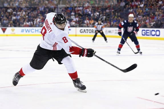 Drew Doughty, 2016 World Cup of Hockey, World Cup of Hockey