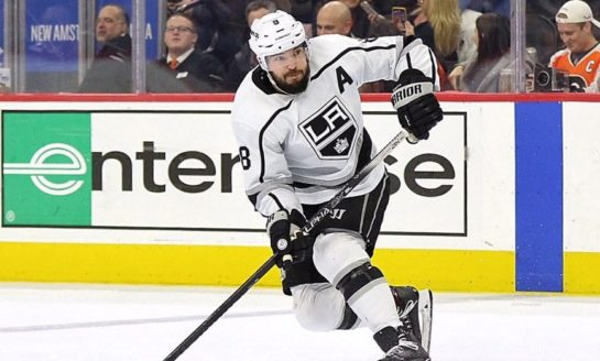 Kings Will Benefit From Doughty & Maatta Pairing