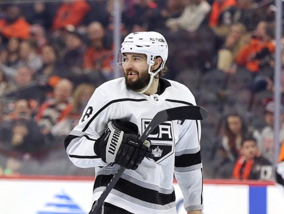 Drew Doughty Los Angeles Kings