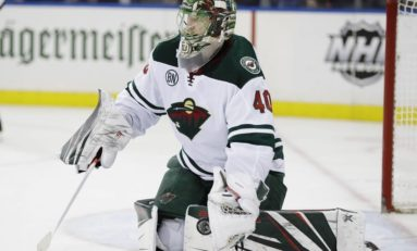 Dubnyk Could Help the Sharks' Goaltending in Many Ways