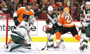 Predicting the Flyers Third Line Center