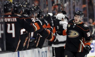 Ducks' 5 Best Single-Game Rookie Performances