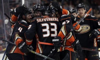 Countdown to Puck Drop — Day 33 — Ducks' Jakob Silfverberg Trade