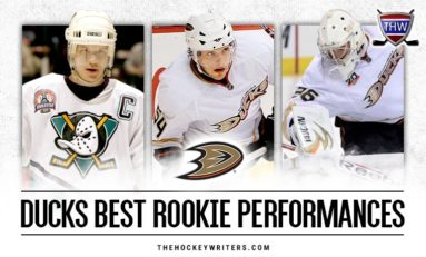 Ducks' Top 5 Rookie Seasons