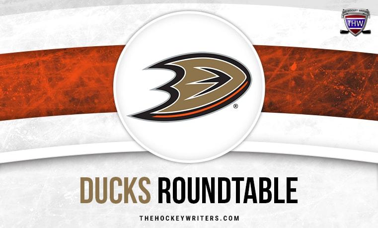 Anaheim Ducks Rountable