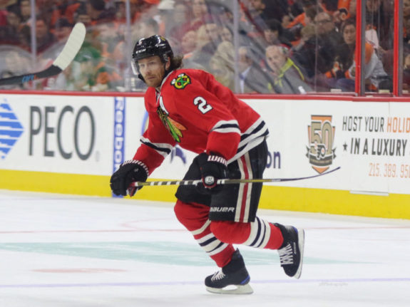 Duncan Keith, Blackhawks
