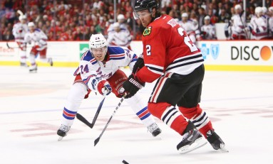 The Chicago Blackhawks Will Have to Find a Way to Run Without Duncan