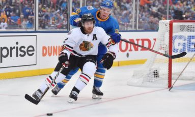 Recap: Blackhawks Push Past Ailing Red Wings